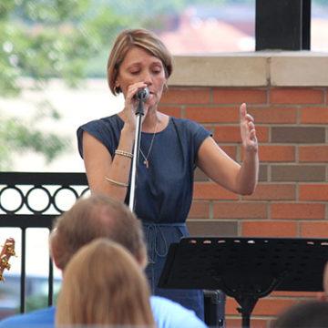 Pastor Peggy Williams Jesus Fest